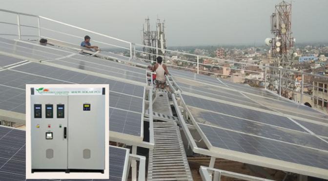 40KW Solar Offline Invertor