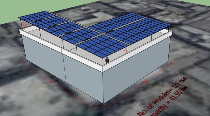 100KW Solar Offline Invertor(Process)